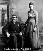 Mr. William R. Campbell and Mrs. Campbell, Ontario.