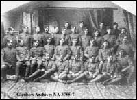 "Number 1 Troop ""B"" Squadron,  Lord Strathcona's Horse, Ottawa, Ontario."