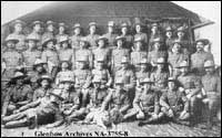"Number 1 Troop ""A"" Squadron,  Lord Strathcona's Horse, Ottawa, Ontario."