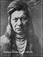 Chief black eagle