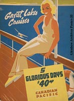 """Great Lakes Cruises."""